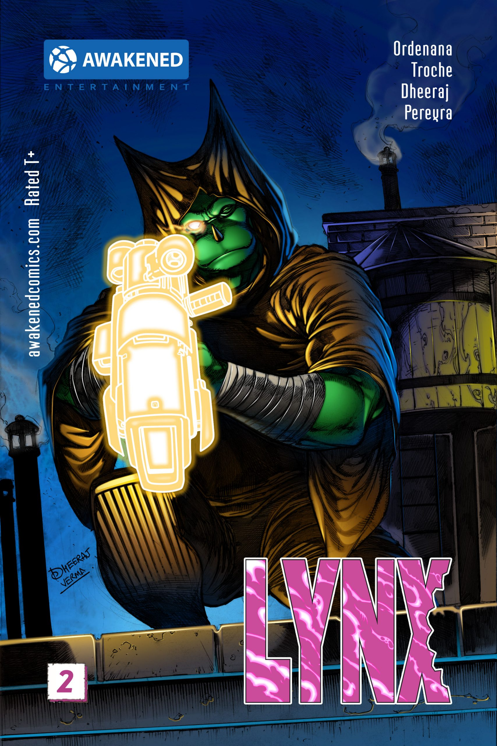 Lynx Reboot 2